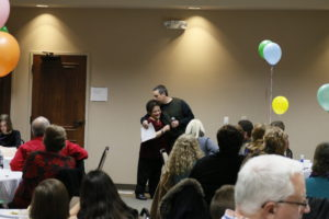Mom's Commissioning and Birthday 2015 - 38